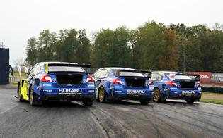 The Mid-Ohio win marked four total event victories for the Subaru Motorsports USA team in the six-event ARX season.