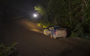 Rallying in America has rarely seen stages run at night in recent years. The unique all-night edition of the Southern Ohio Forest Rally will present an exciting challenge to Subaru Motorsports USA's drivers.