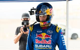 The two-episode event also acts as the capstone of Season 8 of Launch Control, which follows Pastrana and Brandon Semenuk through the 2020 rally season, along with the emotional story of Scott Speed's return to rallycross testing after a season-ending back injury in 2019
