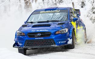 Team drivers Travis Pastrana and Brandon Semenuk return from 2020, alongside co-drivers Rhianon Gelsomino and John Hall.