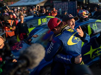 The victory caps a two-year comeback story for Speed, who broke his back in the 2019 Nitro RX event and worked his way back into competition shape through 2020.