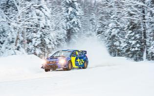 Subaru Motorsports USA will kick off the 2021 American Rally Association season at Michigan's Sno*Drift Rally on February 20.