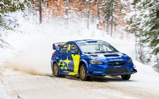 The Sno*Drift event is also a return for the Subaru team, which has not contested the U.S. calendar's most infamous winter round since 2016.