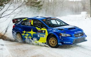 Pastrana jumped out to an early lead, winning three of the four stages in the opening loop on the way to a total of nine stage wins.