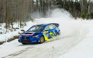 Brandon Semenuk took a second-place finish at Sno*Drift, extending his streak of consecutive podium finishes to five stretching back to July 2020.
