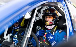 Semenuk and co-driver John Hall brought significant snow experience into Sno*Drift after contesting several rounds of the Canadian Rally Championship in previous years.