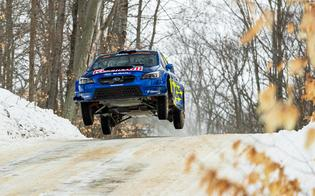 Brandon Semenuk was fast and smart in his first Sno*Drift outing, bringing home second place and earning crucial early-season championship points.