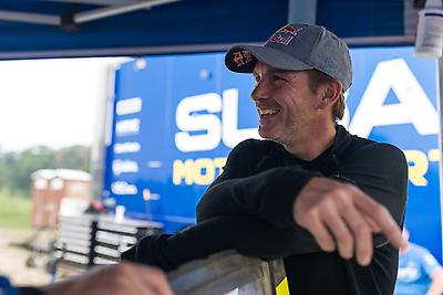 Scott Speed is America's most dominant rallycross driver, winning four consecutive championships from 2015 through 2018 before being forced to sit out part of the 2019 season due to injury.
