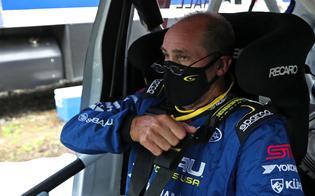 Veteran co-driver John Hall will sit beside Brandon Semenuk in the #180 Subaru WRX STI.