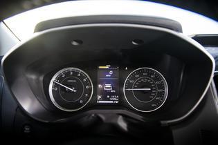 2017 Subaru Impreza-cluster