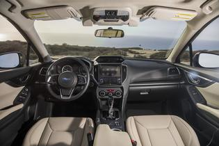 2017 Subaru Impreza -interior full view