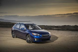 2017 Subaru Impreza Limited -Static