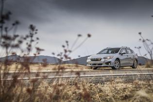 2017 Subaru Impreza Prem -Static