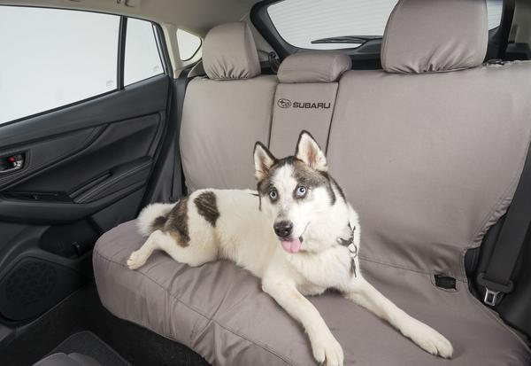 Subaru Pet-friendly Accessories
