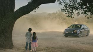 All-new 2015 Subaru Legacy national television spot – Jr. Driver.
