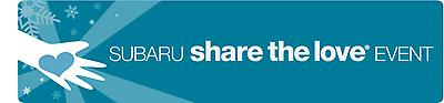 SUBARU SHARE THE LOVE® EVENT RETURNS FOR FOURTEENTH CONSECUTIVE YEAR