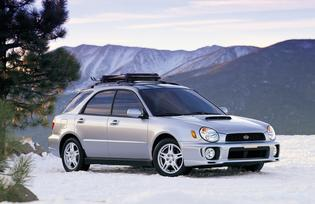 "Subaru WRX Production: 2002-Present Introduced at the NAIAS in 2001 as part of the Impreza full redesign for 2002   WRX stands for ""World Rally eXperimental""   Powered by a 2.0-liter, turbo-charged, intercooled BOXER engine with 227 hp. and 217 lb-ft. of torque   In 2004, the WRX STI (Subaru Tecnica International) version of the WRX was introduced   Established the performance sport sedan segment in the U.S. market."