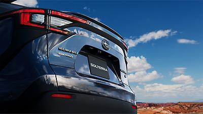 Subaru Announces New Information About Upcoming 2023 Subaru Solterra