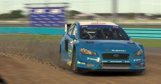 Scott Speed, who has seen recent success in iRacing Indycar events, will compete in the #41 WRX STi in his return to competitive rallycross after a season-ending injury in 2019.