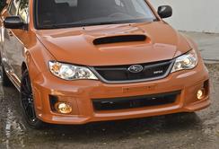 Subaru of America, Inc. revealed 2013 Subaru WRX and WRX STI Special Editions at the 2013 SEMA Show.