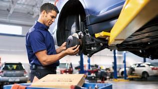 The Subaru University Scholarship for Automotive Excellence provides six scholars per year a scholarship for an Associate Degree in Automotive Technology at Camden County College in New Jersey.