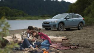 All-new 2018 Subaru Crosstrek National TV Spot: Welcome to the Pack
