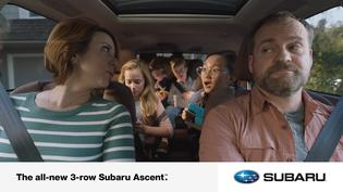 All-new 2019 Subaru Ascent Digital Spot: WiFi