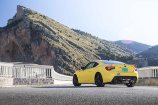 2017 BRZ Performance Package