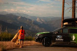 Subaru of America, Inc. will co-host and serve as official vehicle for the country's first national litter clean-up and recycling initiative, #FaceliftActLocal, September 22 – 17, 2020.