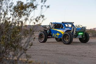 The Desert Racer will debut its new Subaru Motorsports USA livery in WR Blue with yellow graphics for the 2019 Baja 500.