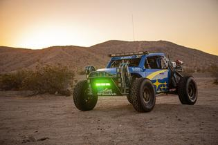 The Subaru Crosstrek Desert Racer will return to the Baja 500 the weekend of June 1-2, 2019 to compete for a Class 5 Unlimited win.