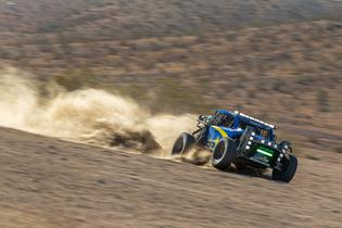 Since its 2017 debut, the Crosstrek Desert Racer has pushed the limits of Class 5 Unlimited, including finishing second in class at the 2018 Baja 500 race.