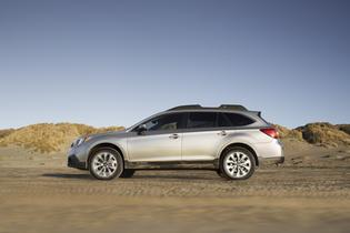 The all-new 2015 Outback. Dynamic. (April, 2014).