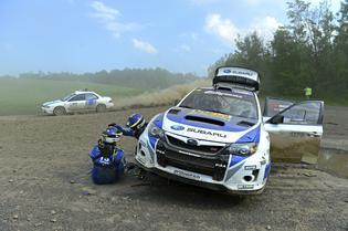 Susquehannock Trail Performance Rally (STPR)