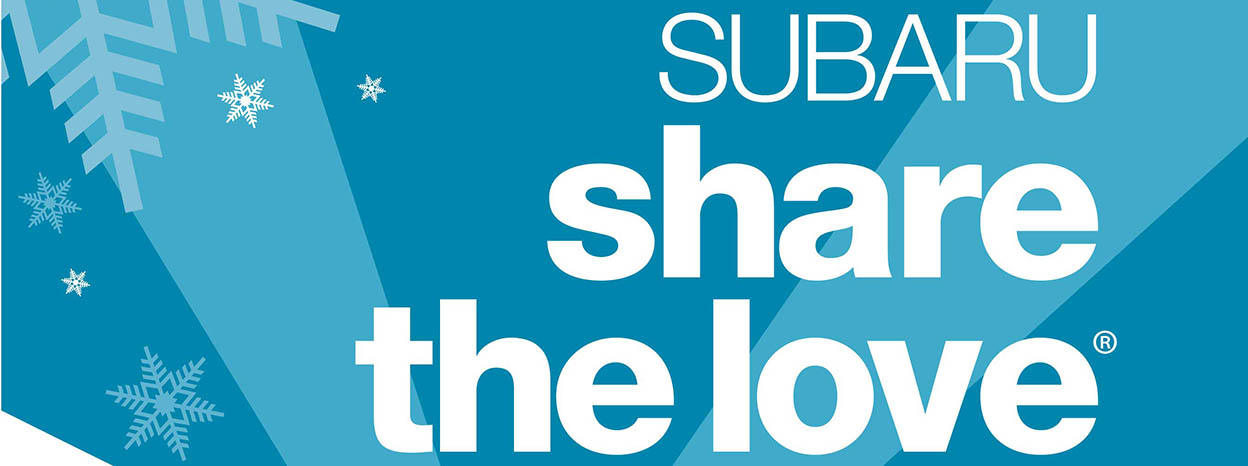SUBARU DRIVES HEARTWARMING HOPE WITH NEW CREATIVE CAMPAIGN FOR LAUNCH OF 2020 SUBARU SHARE THE LOVE® EVENT<br />