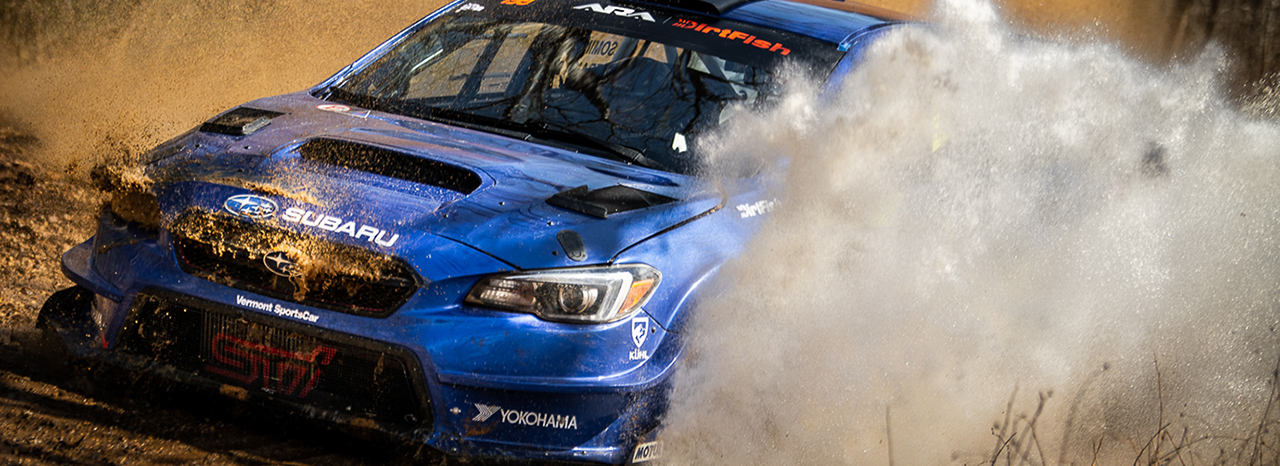 SUBARU AND TRAVIS PASTRANA TAKE SECOND CONSECUTIVE WIN<br />