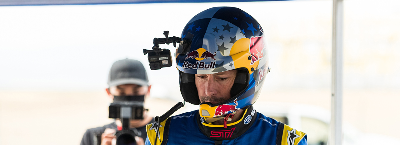 SUBARU UNVEILS LAUNCH CONTROL: ROAD TO GYMKHANA MINISERIES<br /> ON YOUTUBE AND AMAZON PRIME VIDEO<br />