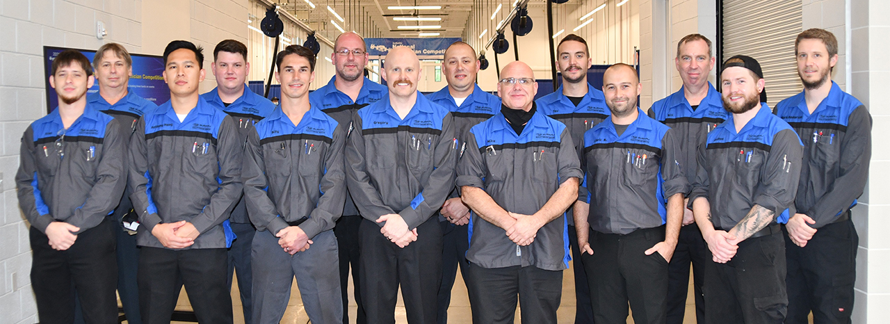 SUBARU OF AMERICA ANNOUNCES WINNERS OF THE 2021 AMERICAN NATIONAL TECHNICIAN COMPETITION<br />