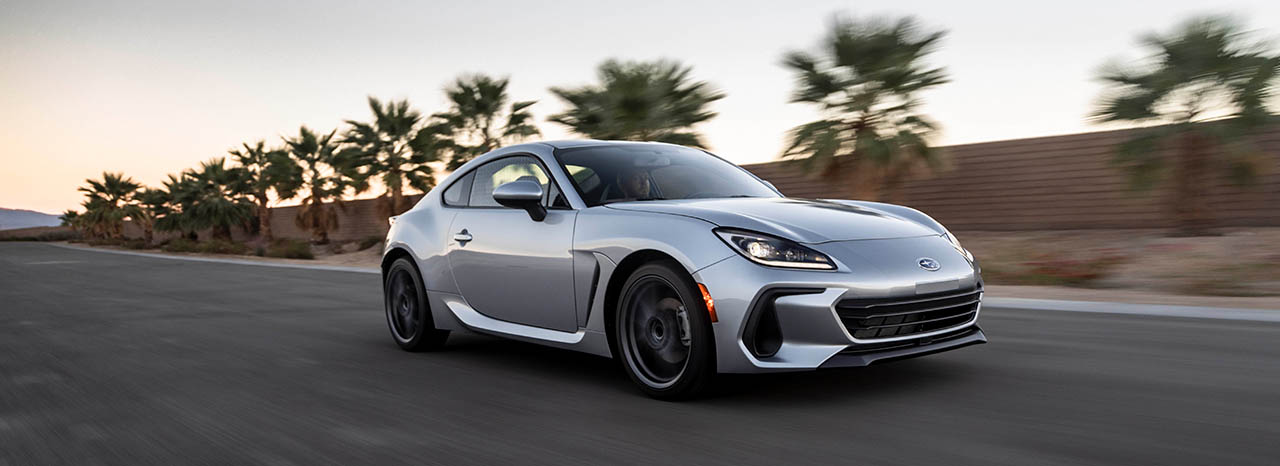 SUBARU ANNOUNCES PRICING ON ALL-NEW 2022 BRZ