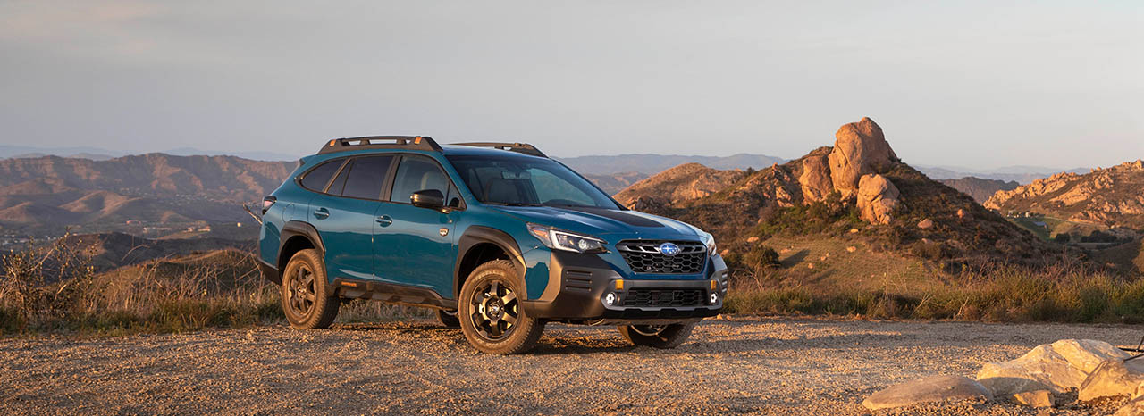 SUBARU ANNOUNCES PRICING ON 2022 OUTBACK AND LEGACY MODELS