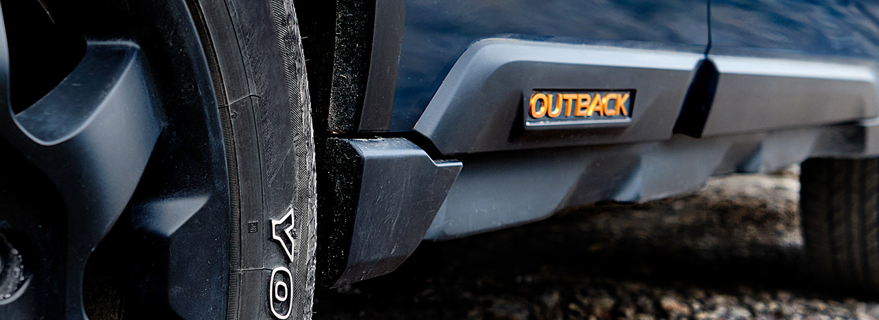 SUBARU TO DEBUT NEW VERSION OF LEGENDARY SUBARU OUTBACK ON MARCH 30TH<br />
