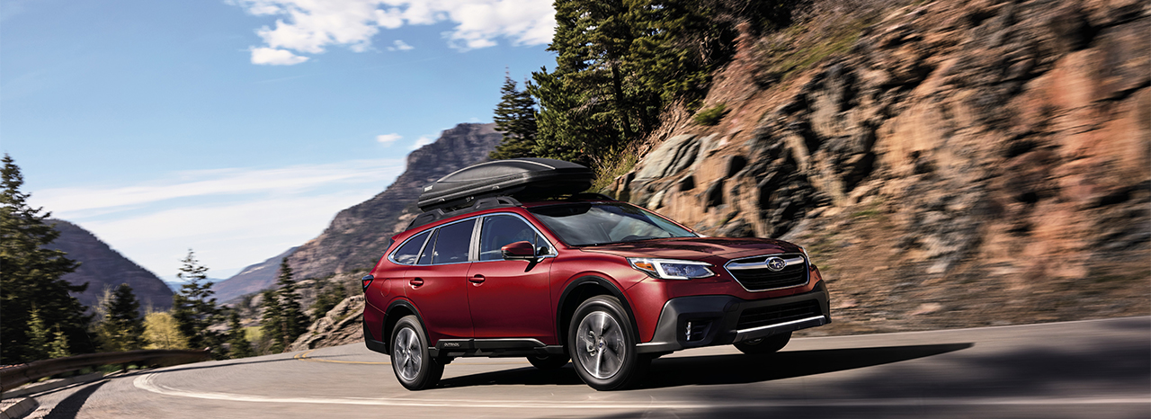 """2020 SUBARU OUTBACK CHOSEN FOR AUTOTRADER """"BEST CARS FOR DOG LOVERS"""" LIST"""