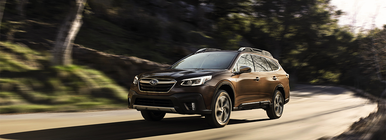 SUBARU ANNOUNCES PRICING ON 2021 LEGACY AND OUTBACK MODELS