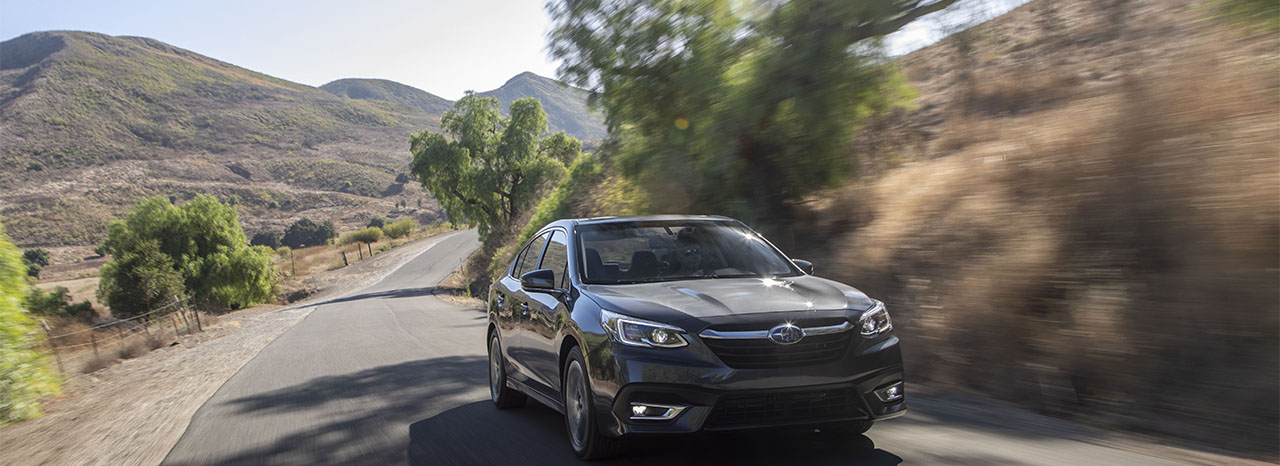 2020 SUBARU LEGACY CHOSEN FOR WARDS 10 BEST USER EXPERIENCES LIST