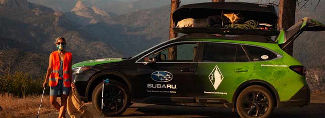 SUBARU SUPPORTS LOCAL ACTION IN FIRST-EVER #FACELIFTACTLOCAL NATIONAL CLEAN-UP AND RECYCLING INITIATIVE