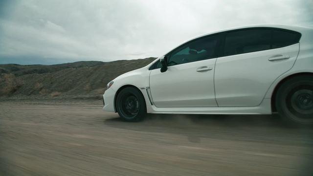 2020 Subaru WRX- Running Footage