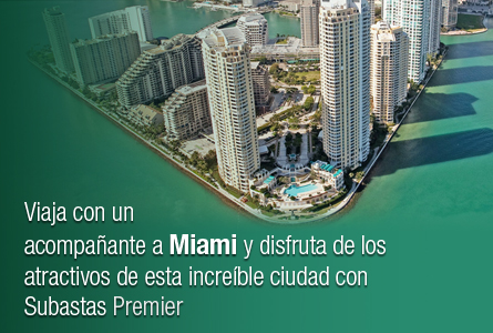 Vete de viaje a Miami