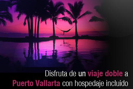 Viaja a Puerto Vallarta