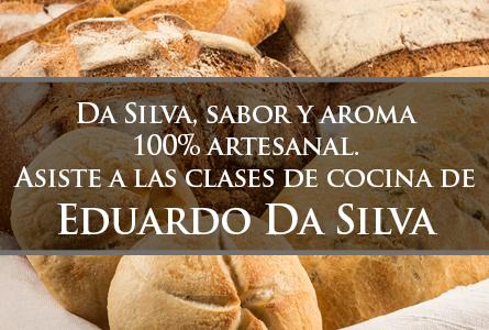 Clases de cocina con Eduardo Da Silva
