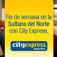 Fin de semana en la Sultana del Norte con City Express